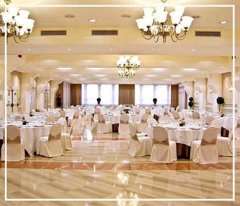 Bodas Valladolid Hotel Felipe IV